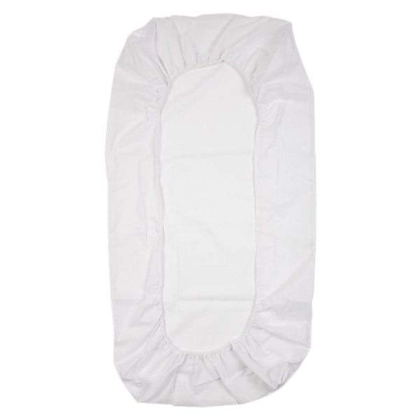 Childhome - Tipi Bed Fitted Sheet - White شرشف لمرتبة تيبي من تشايلد هوم- أبيض
