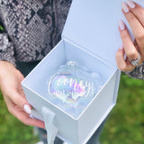 Luxury Gift Box (8cm Bauble) ADD ON