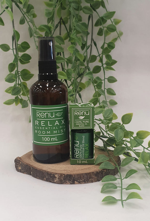 Relax Essential Oil Room Mist