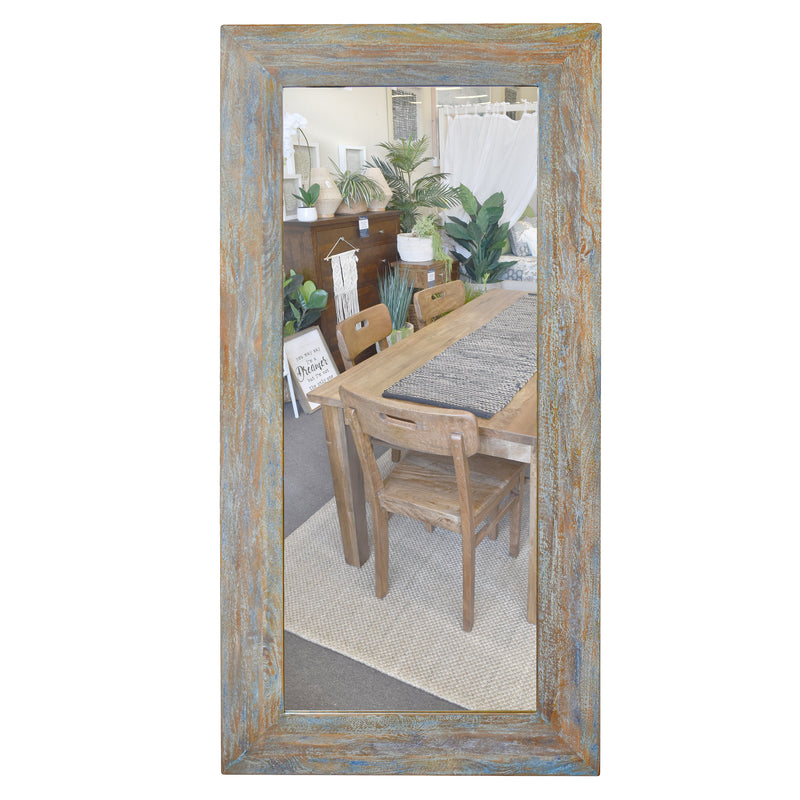Capri Mango wood Mirror