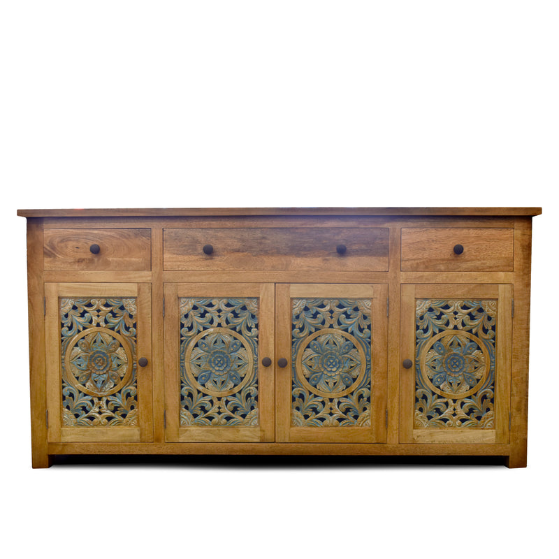 Carved Capri Buffet