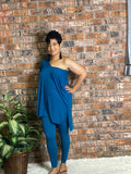 Teal Tunic Set