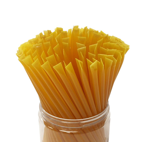 Natural Lemon Honey Sticks - No Artificial Colors or Flavors