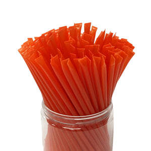 Natural Orange Honey Sticks - No Artificial Colors or Flavors