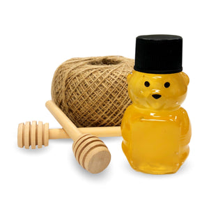 2 oz Honey Bear Favor Kit