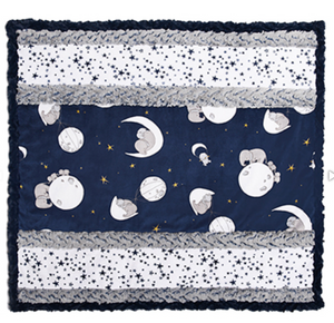 Wee One Cuddle® Kit Moonwalk Navy