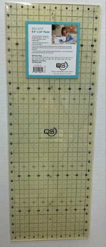 QS - Quilting Ruler 6x24