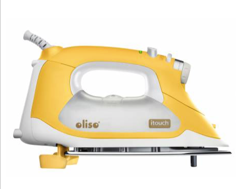 OLISO YELLOW SMART IRON