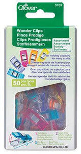 WONDER CLIPS-MULTI COLORED