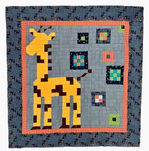 GEORGIE GIRAFFE GRID KIT