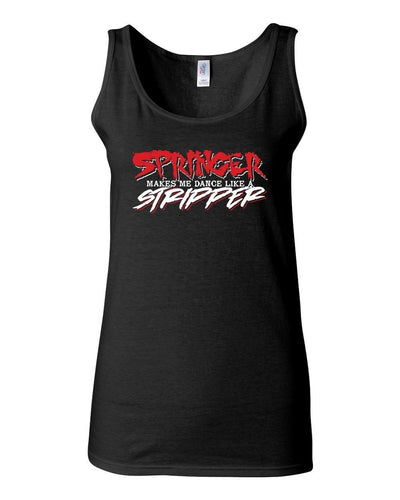 Women's Springer Stripper Tank
