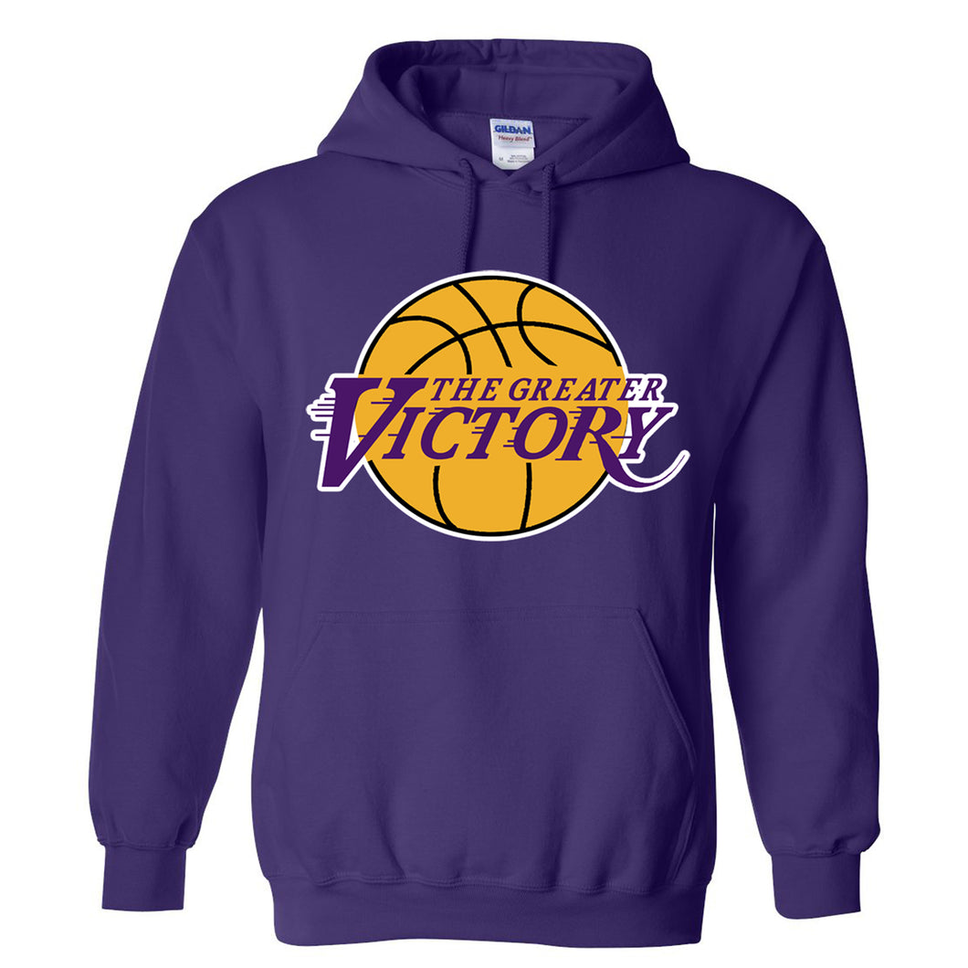 The Greater Victory Lakers Pullover Hoodie