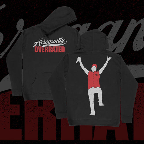 Arrogantly Overrated Jed Hoodie