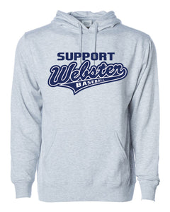 Adult Webster Baseball Dugout Hoodie