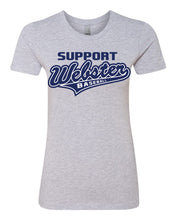 Womens Webster Baseball Dugout Tee