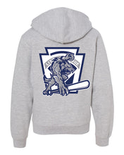 Youth Webster Baseball Dugout Hoodie
