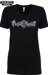 Poison the Prophet Womens Vee Neck
