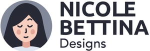 Nicole Bettina Designs Logo