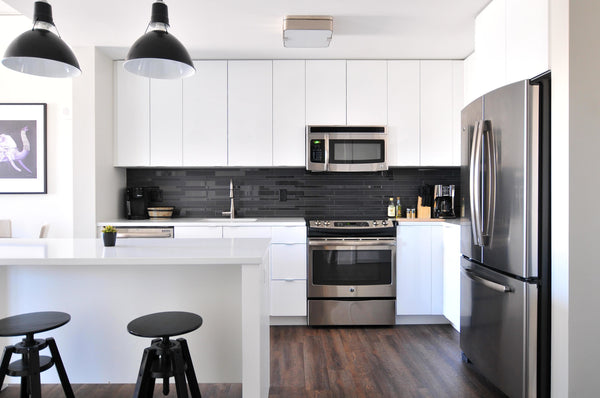 How to update your kitchen cabinets in seconds with a custom decal ...
