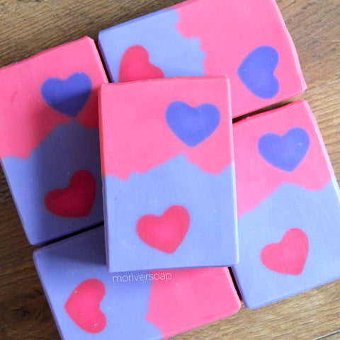 Bramble Berry Double Milk Soap