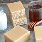 Buttermilk & Honey Unscented Soap