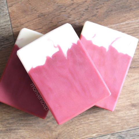Cherry Kiss Double Milk Soap