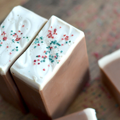 Christmas Cookies Soap
