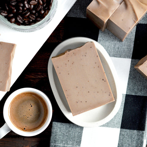 Kitchen Coffee Soap - Farmhouse Collection