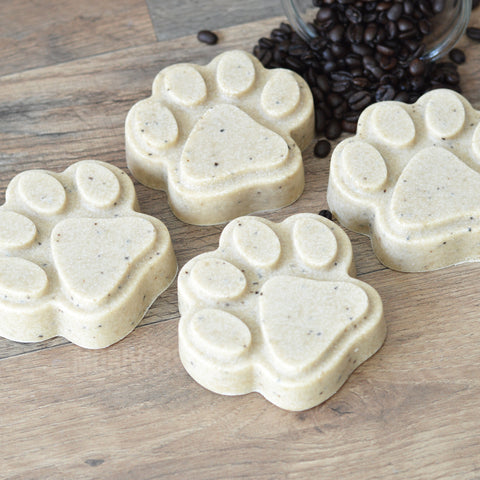Scrubby Paw Coffee Soap
