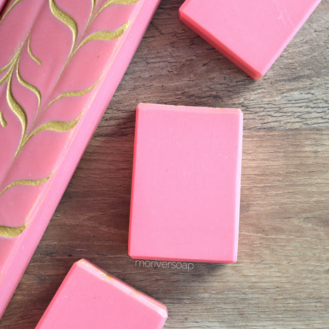 Cranberry Kiss Coconut Milk Soap