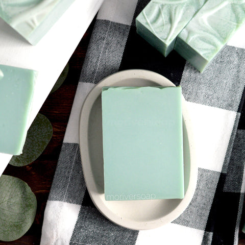 Eucalyptus Cotton Soap - Farmhouse Collection
