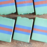 Flannel & Amber Soap