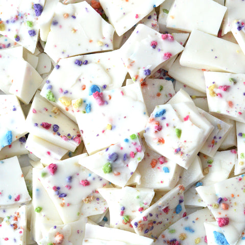 Fruity Cereal Scented Wax Melt Brittle