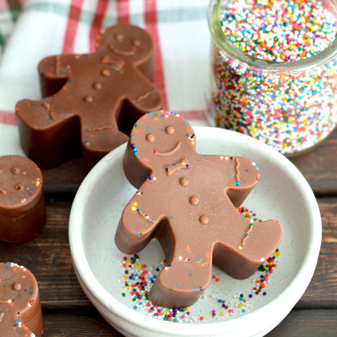 Gingerbread Wax Melt - 1 pc