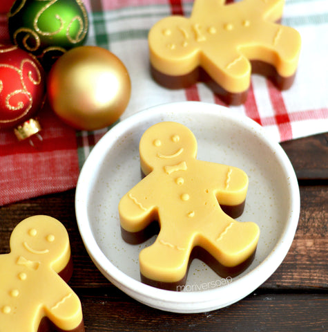 Gingernog  Wax Melt - 1 pc