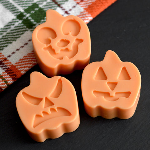 Jack O'Lantern Coconut Milk Soap