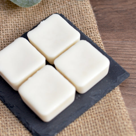 Just Breathe Soy Scented Wax Melts - 4 pc