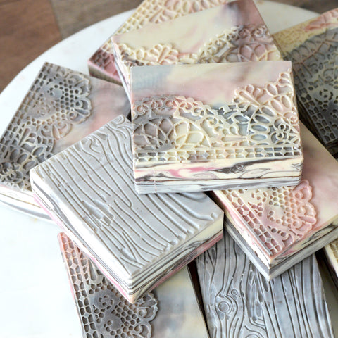 Leather & Lace Coconut Milk Soap