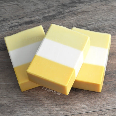 Luscious Lemon Double Milk Soap