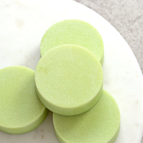 Fizzy Lime Sea Salt Soap