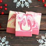 Merry Cranberry Soap