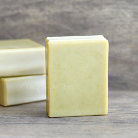 Mojito Essential Oil Soap