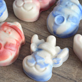 Holiday Shaped Soaps