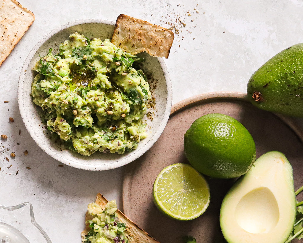 guacamole recipe food styling photography stylist backdrops backgrounds