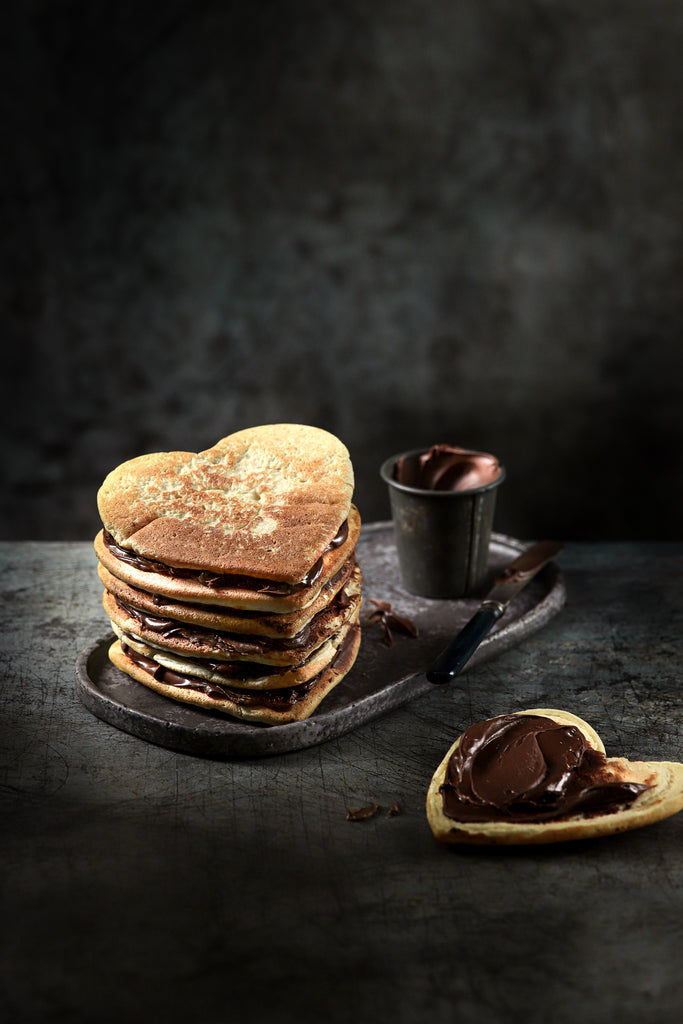 pancakes how to style photograph food styling stylist tips shrove tuesday photography backdrops
