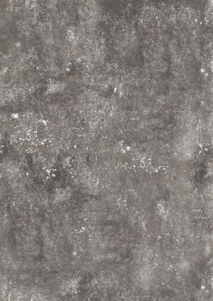 502. 'Pepper' warm grey textured effect, A1 vinyl photography background