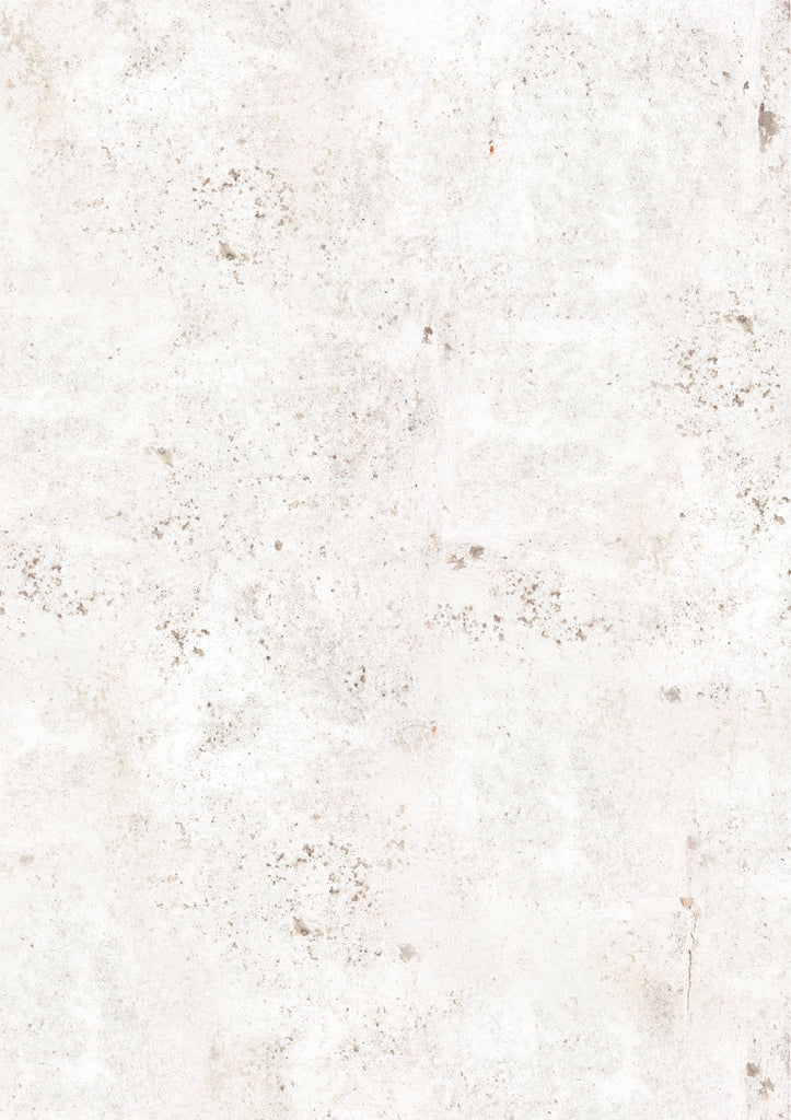501. 'Salt' mottled white, A1 vinyl photography background