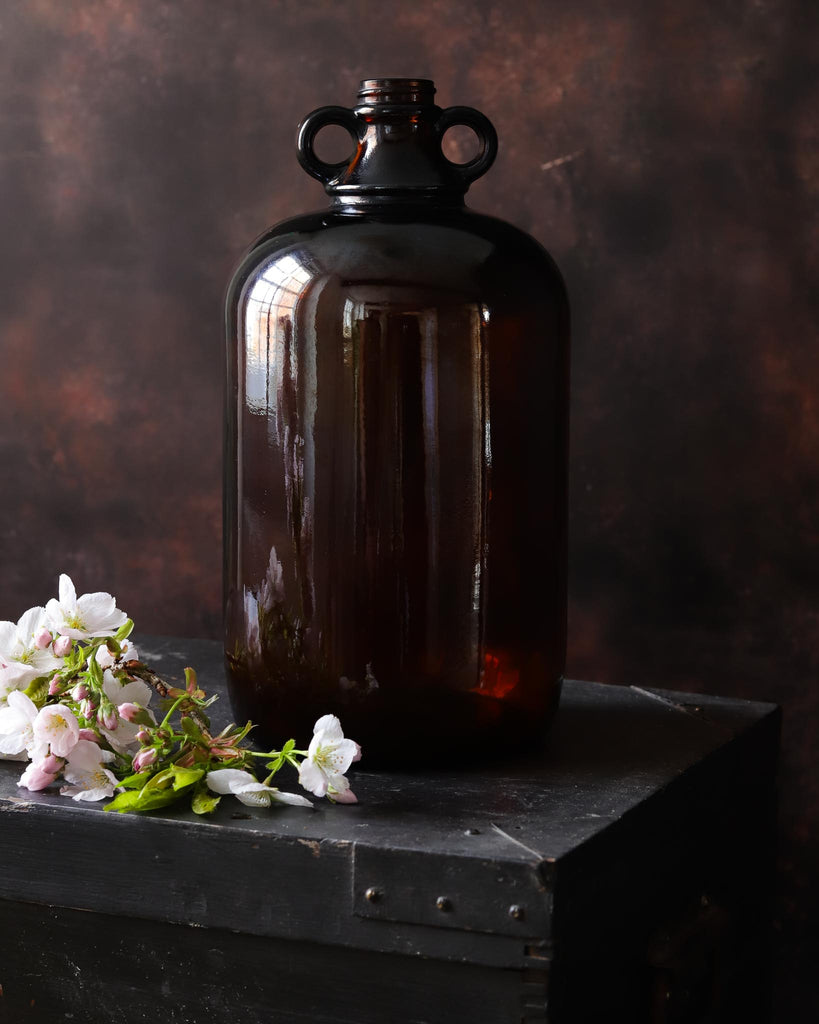 A2.  Rare brown demijohn