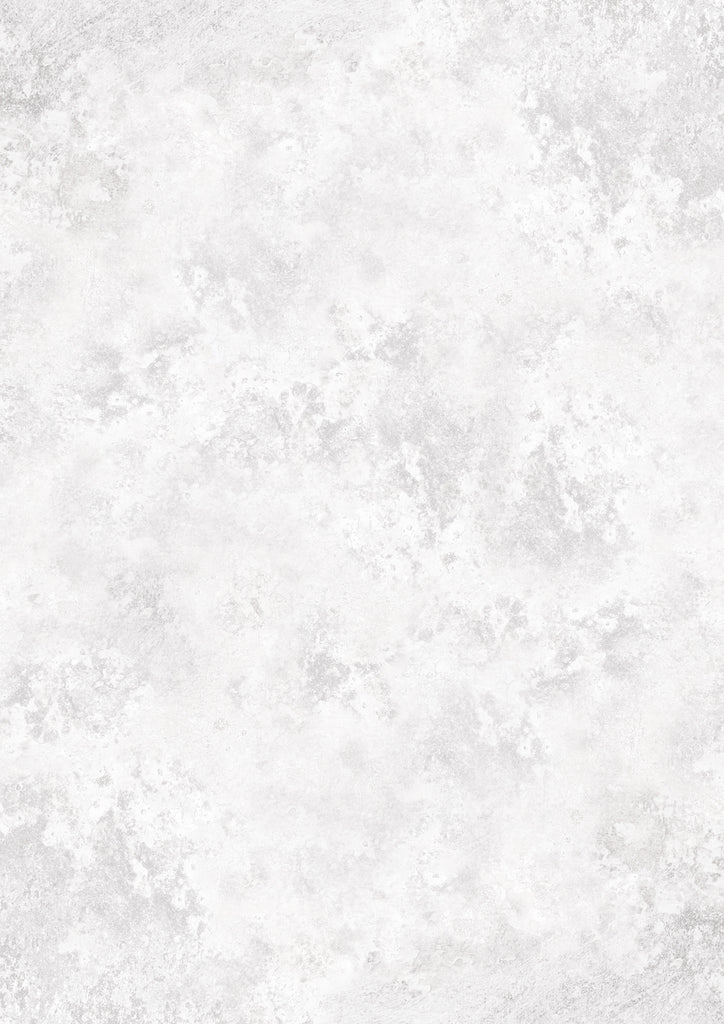 195 Large 'London' softest mottled white printed photography background, A0 size