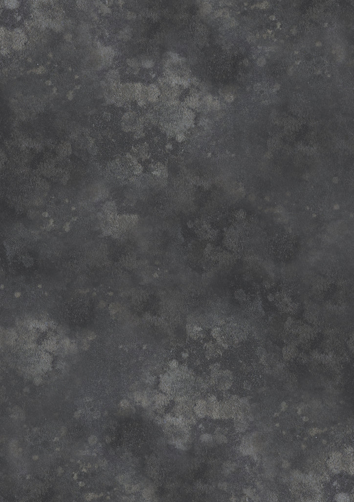 136. Large 'Manchester' grey/black mottled effect printed photography background, A0 size